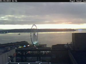 Puget Sound Cam Great Wheel