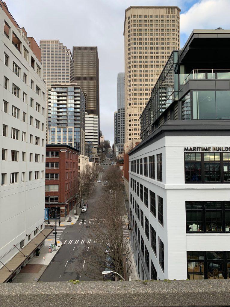 Seattle Waterfront Webcam City Block View 02 02 2019
